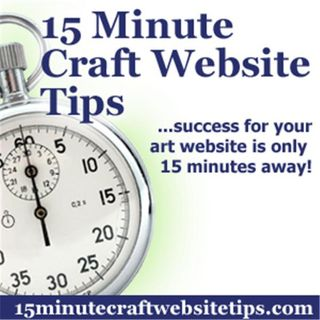 15 Minute Craft Website Tips