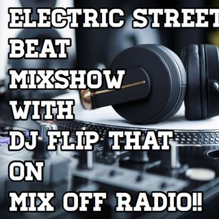 Electric Street Beat MixShow 10/28/19 (Live DJ Mix)