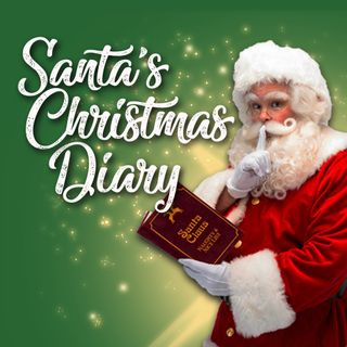 Santa's Christmas Diary, Coming December 1st 2020