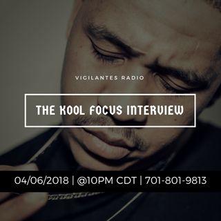 The Kool Focus Interview.