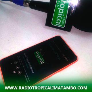Radio tropical Limatambo folklor