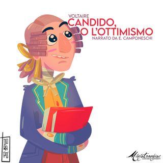 Candido, o l'Ottimismo - Voltaire