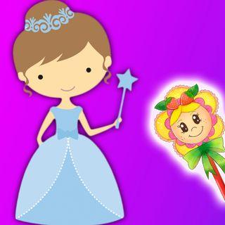 35. Cuento divertido sobre princesas. Cuentos infantiles de Hada de Fresa