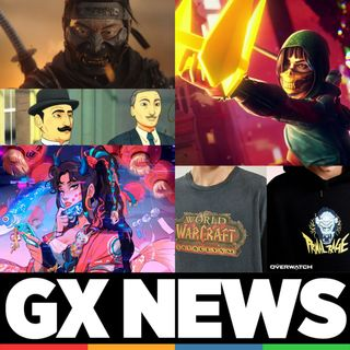 GX NEWS 005 - Ghost of Tsushima, Pull & Bear, Yakuza, Hyper Space, Agatha Christie y Manga Barcelona