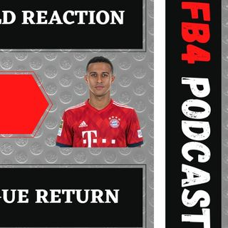 Bring On Thiago & The League | FB4 Podcast