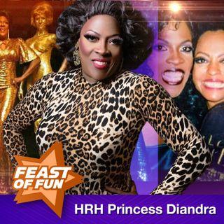 FOF #2952 – HRH Princess Diandra Reads Diana Ross to Filth