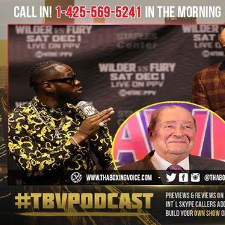 ☎️Is Tyson Fury's Move to ESPN The END of Deontay Wilder vs Tyson Fury Rematch😱⁉️