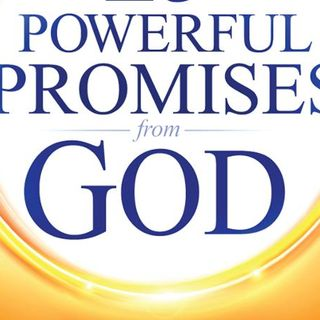 Powerful Promises from God  with Mike Shreve