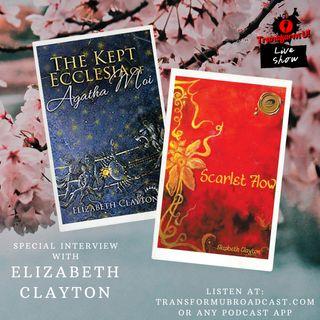 Episode 33: Special Author Interview with Elizabeth Clayton