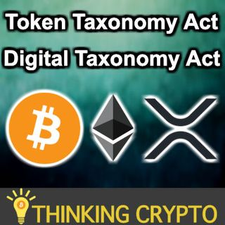Token & Digital Taxonomy Acts Will Open Crypto Flood Gates - Africa Moving To Crypto