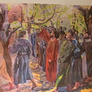 Habakkuk and Zacchaeus