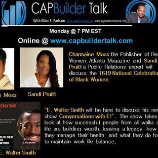 CAPBuilder Talk - The 1619 National Celebration of Black Women