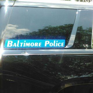 Baltimore Blame Game