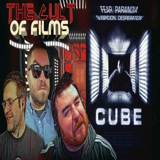Cube (1997) - The Cult of Films