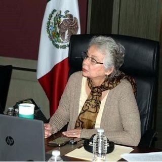 Los programas sociales de violencia contra las mujeres son esenciales. Olga Sánchez Cordero