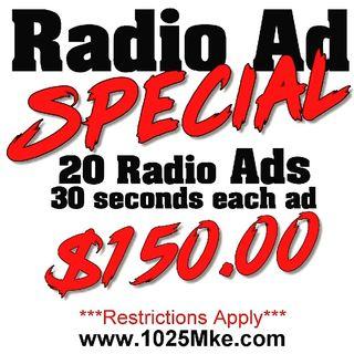 Burn'Em & The OG In The Morning 10-23-2020 On UpTown Radio Via 1025mke.com