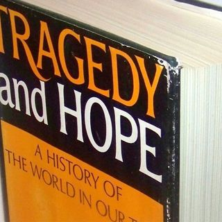 Jay Dyer on Tragedy & Hope 5: UK PsyOps, Hitler & the Axis Powers (Half)