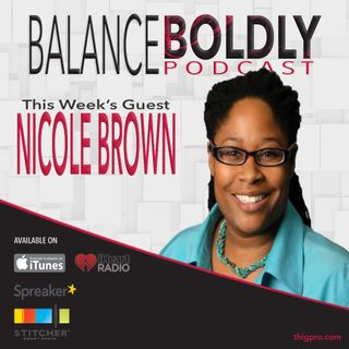 The Power of Showing Up with Nicole Brown