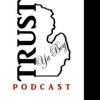 Bo of #TrustYaBoyPodcast stops by #ConversationsLIVE
