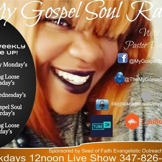 My Gospel Soul Radio with Pastor J | I can do All things | Weekend Review