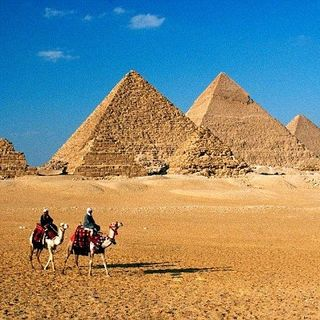 Vacations Diary: Egypt