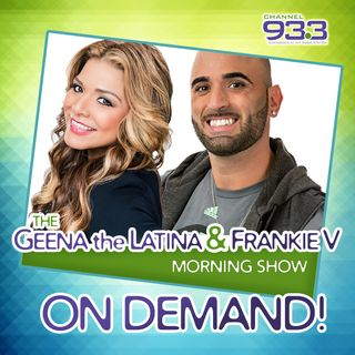 Geena the Latina & Frankie V ON DEMAND