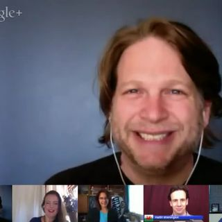 Chris Brogan and balancing technology and harmony in life