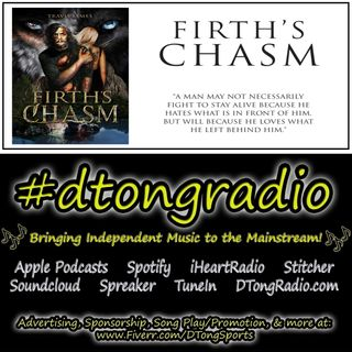 #MusicMonday on #dtongradio - Powered by Firth's Chasm & author Travis James