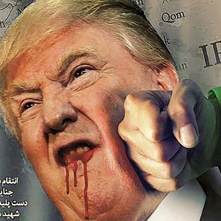 Episode 784   Trump's War Lust   Evangelicals Give Trump's War Religious Cover   Twitter's Role In War