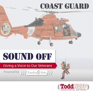 Sound Off with Richard, US Coast Guard Veteran