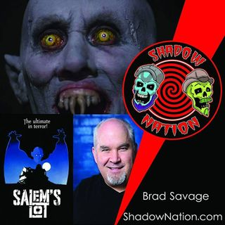 Life of a Vampire in Salem's Lot w/Actor-Producer Brad Savage