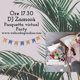 Pasquetta Virtual Party by DJ Zamorà - Miranda soirée démodée Home Edition