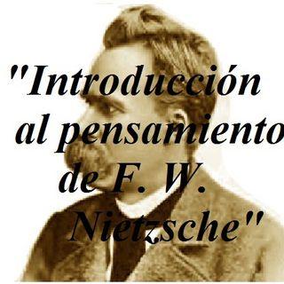Losange - Curso Introducción al pensamiento de Friedrich W. Nietzsche - 11-08-2012