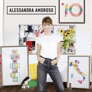 """2x35 - Alessandra Amoroso """"10"""""""