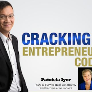 Episode 051 - What Did Patricia Iyer Learn From Her Entrepreneurial Journey?