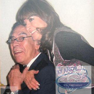 Homenaje al periodista más querido de la radio, Héctor Martínez Serrano.