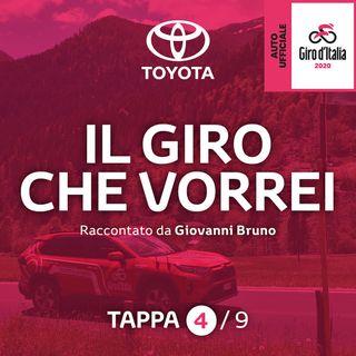 Il Giro che vorrei   Tappa 4: Base aerea Rivolto (Frecce Tricolori) > Piancavallo