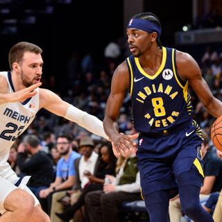 SNBS - Pacers Justin Holiday & T.J. McConnell talk team first basketball