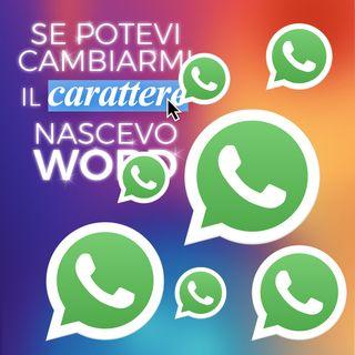 Ep. 47 - Corso di sopravvivenza per gruppi whatsapp 💬