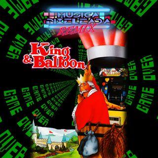 King & Balloon (Arcade)