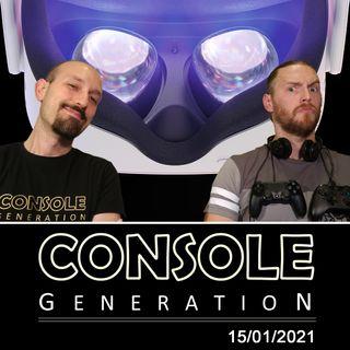Oculus Quest 2 con Andrea Riviera - CG Live 15/01/2021