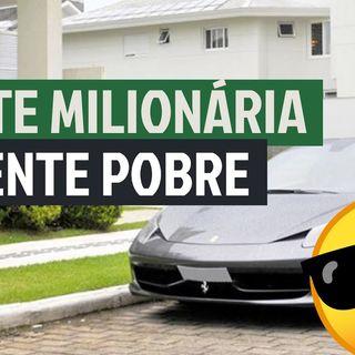 MENTE MILIONÁRIA X MENTE POBRE
