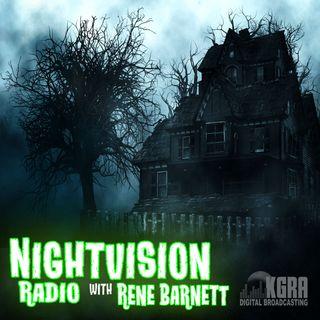 NightVision Radio - Rene Barnett