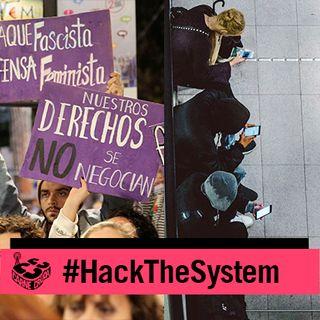 Carne Cruda - Activismo feminista, hacktivismo anticolonial (HACK THE SYSTEM #772)