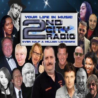 Chris Ashford with Classic Sunday Afternoon on 2ndcityradio.net