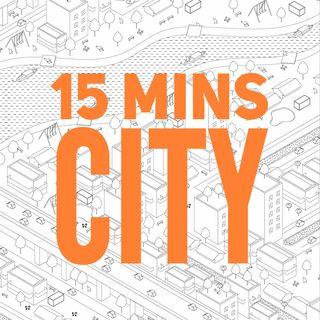 podcast 15mins city