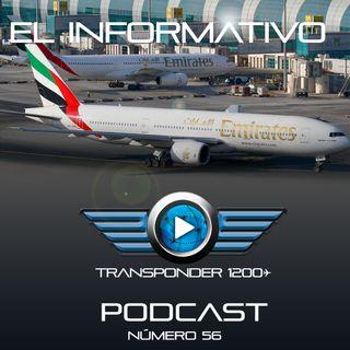 Emirates solicita a sus pilotos 1 año de licencia sin goce de sueldo