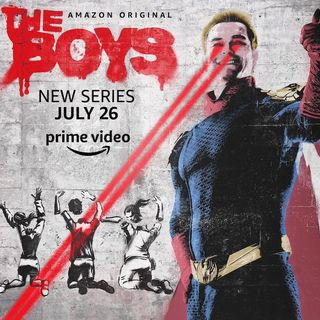 TV Party Tonight: The Boys Season 1 Review