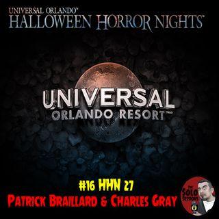 Solo Sessions #16 HHN 27 - Patrick Braillard & Charles Gray
