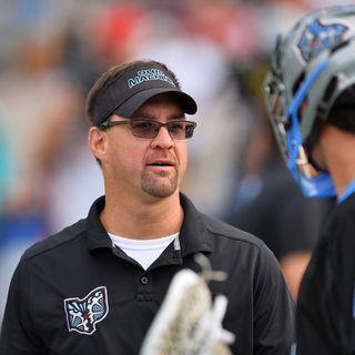 Sports of All Sorts: MLL Coach Bear Davis Talks Fall Classic